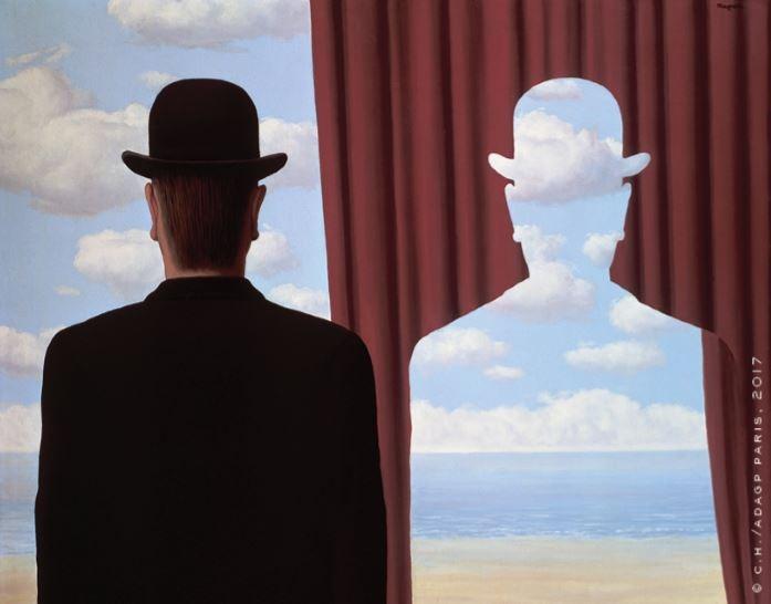 Magritte_bolhoeden