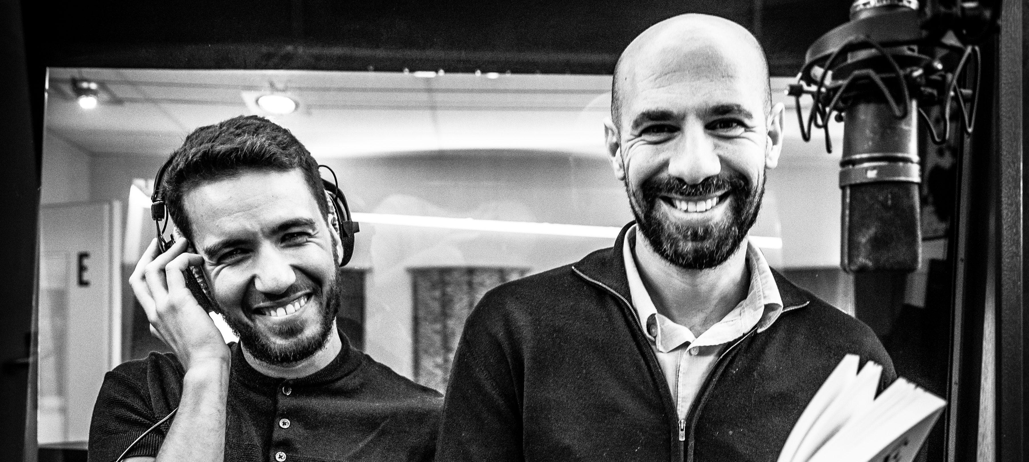 Ish Ait Hamou en Abdelkader Benali over hufterigheid, racisme, 'Cécile' en hoop