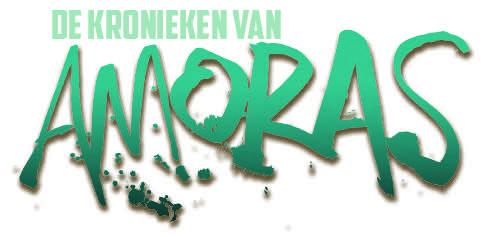 De kronieken van Amoras logo