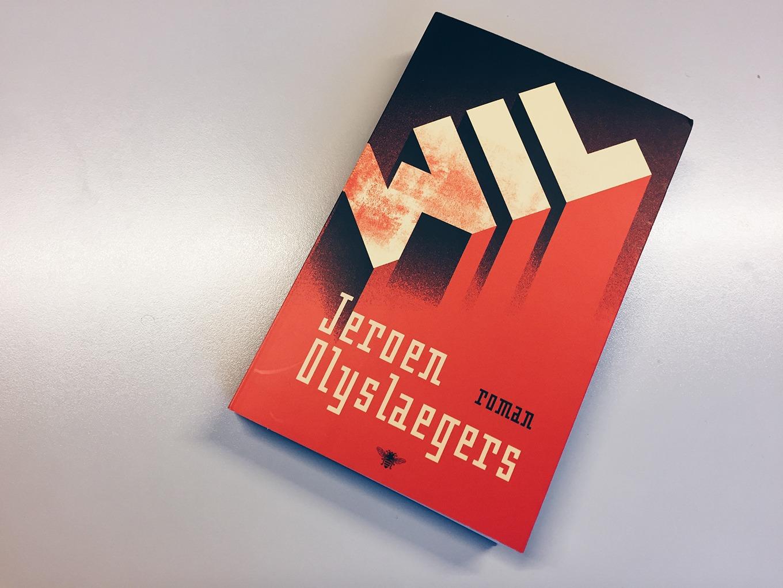 Jeroen Olyslaegers wint Fintro Literatuurprijs 2017