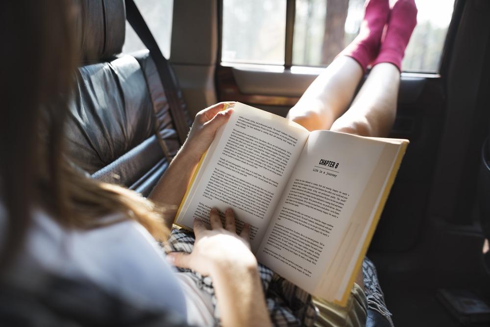 Goede leesvoornemens: lees meer onderweg