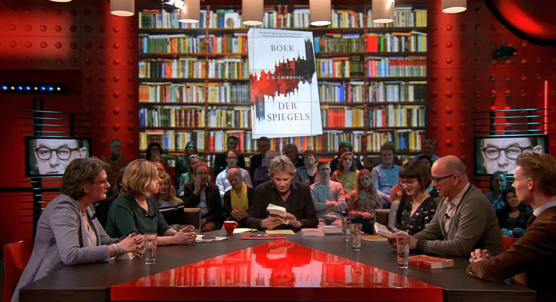 Boek Der Spiegels : De wereld draait door tipt boek der spiegels van e.o. chirovici