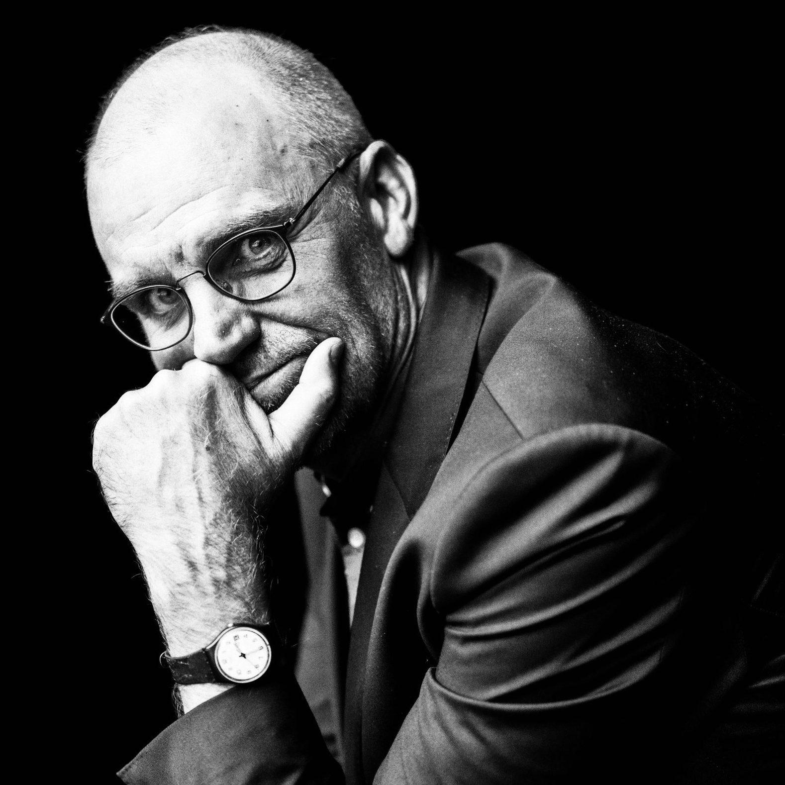 Hans Bourlon over ondernemerschap, geluk, eenzaamheid en Studio 100