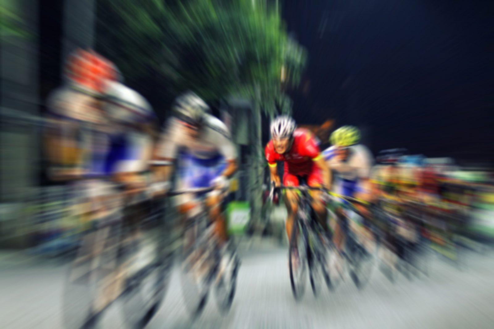 Leesfragment. Ronde Van Vlaanderen. Kurt Hovelijnck. Coureur