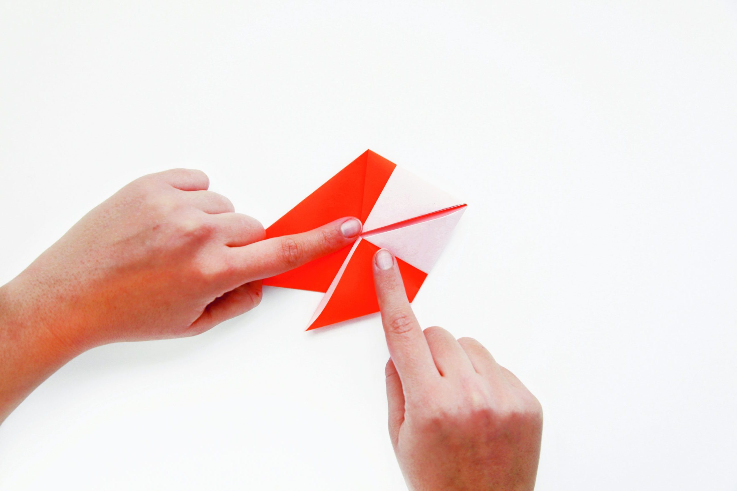 Anti-vervelingsplan: origami