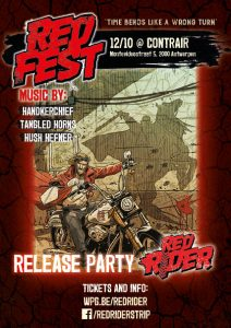 flyer Red Fest RECTO RGB