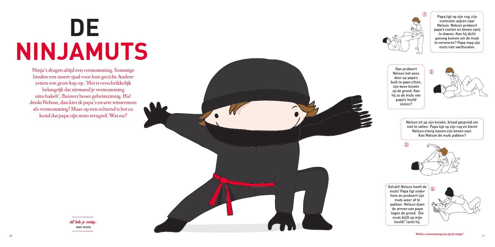 Ninjamuts