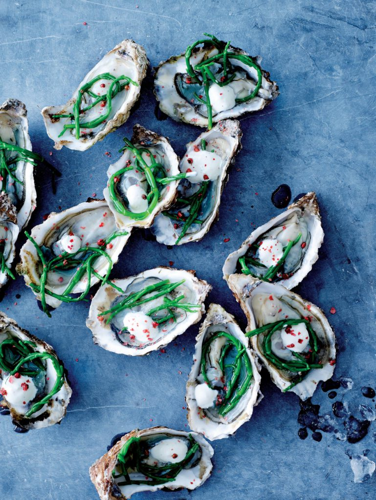 Sexy oesters