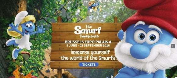 Expo in Brussel