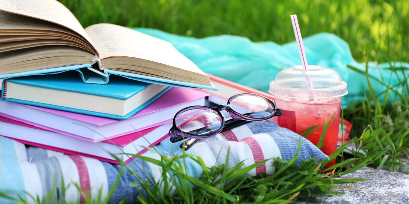 Inspiratie. Lees je de zomer in (1)