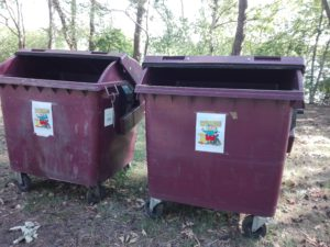 rest urbanus de vuilnisheld